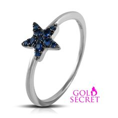 Dreams Secret of Star by Gold Secret. Sortija Oro Rosa de 18 k. Ref PVP 194 €. Pvp, Dreams, Engagement Rings, Stars, Gold, Shopping, Jewelry, White Gold, Shoes Sneakers