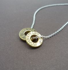awesome+bullet+casing+top+necklace+by+cravejewelrydesign+on+Etsy,+$35.00