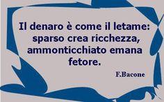 F. Bacone