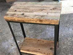 Farmhouse Side Table