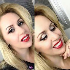 Maquiagem do dia