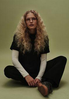 leah-cultice: Frederikke Sofie by Steven Yatsko for Models.com