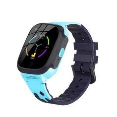 KidSafe Plus kék gyerek okosóra, videóhívás, vízálló, GPS Camera Watch, Malm, Instagram Shop, Hd Video, Smart Watch, Watches, Phone, Kids Smart, Shopping