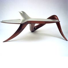 Awesome Wendell Castle table More