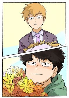 anime, mob psycho 100, and mp100 이미지