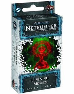 Android: Netrunner: Opening Moves Data Pack £11.99