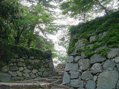Matsusaka Castle trace