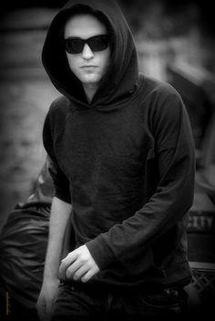 Sexy hoodie Rob
