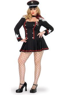 Adult Dirty Desperado plus size Cowgirl Costume - Women Costumes ...