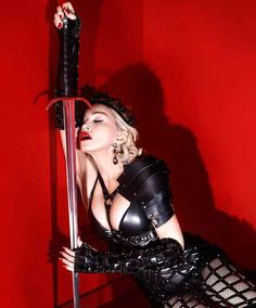 Madonna - Rebel heart tour  Montreal 9, set 2015