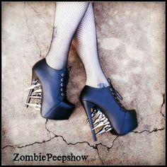 Riot by Zombie Peepshow