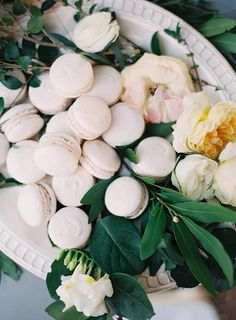 sweet treats | macarons | melanie gabrielle photography| via: 100 layer cake