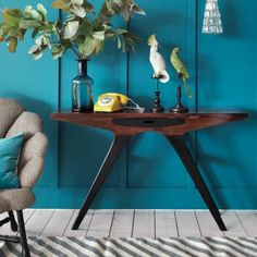 Odyssey Console Table - Console Tables - Furniture Graham & Green - 130cms x 31cms - £475