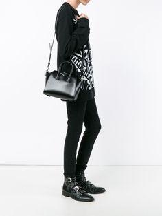 Givenchy Bolsa tiracolo de couro modelo 'Antigona' mini