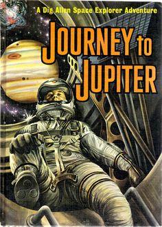 Incredible Vintage SF pulp and paperback art
