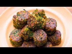 "These ""Tater Tots"" Are Made Of Broccoli And They're Amazing As Life Diese ""Tater Tots"" sind aus Brokkoli und sie sind erstaunlich wie das Leben Veggie Recipes, Appetizer Recipes, Vegetarian Recipes, Cooking Recipes, Healthy Recipes, Appetizers, Tater Tots, Tasty Videos, Food Videos"