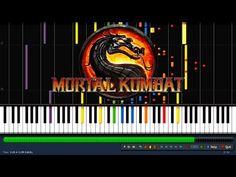 IMPOSSIBLE REMIX - Mortal Kombat Theme - YouTube