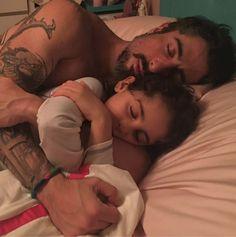 Marcos Mion defende o hábito de dormir com os filhos quando eles pedem: