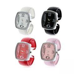 Modisch Xinhua mit 4 arabischen Ziffern Stunde Mark Armbanduhr für Frauen