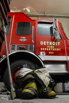 Detroit Fire Department Portfolio