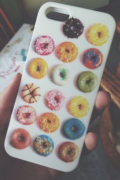 my new donut ihpone case is perfection