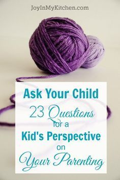 Take your child on a date and ask them these 23 questions for a kid's perspective on your parenting.