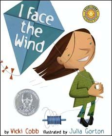cute kids book about the wind -- great for weather lessons!