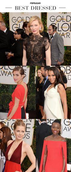 Cate! Lupita! Kerry! Vote on Last Night's Best-Dressed Star