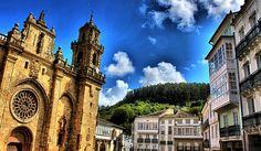 Mondoñedo, Lugo