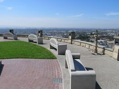 hilltop park signal hill long beach engagement - Google Search