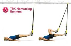 TRX Hamstring Runners