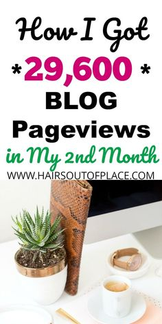 Exactly how I got over 29.6K blog page views in Nov & made $170 in Nov 2017 by blogging with Pinterest. First monthly blog report, how to start a blog, blogging for profit, SEO, Tailwind Tribes #money #sidehustles #blogging #tailwind #incomereport