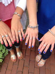 #Pandora rings!