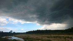 Cloudy at Nakhon Si Thammarat