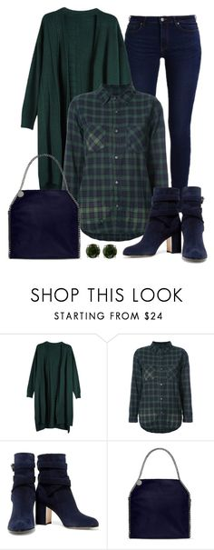 """""""Untitled #1523"""" by gallant81 ❤ liked on Polyvore featuring NSF, Gianvito Rossi, STELLA McCARTNEY and Glitzy Rocks"""