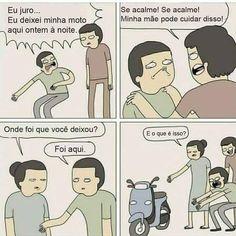 MUITO MINHA MÃEEEEEE
