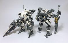 LEGO Robot Mk9-04 | by ToyForce 120