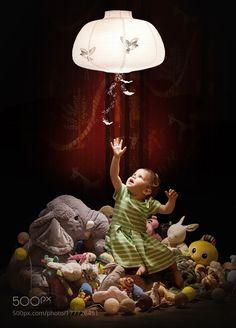 magic lamp by erwannmartin35