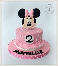 Minnie Mouse Cake Ideas | Minnie Mouse Birthday Party Ideas | Mickey Mouse| Disney | Daisy Duck | Minnie's Yoo Hoo | Minnies Bowtique Party | Fun | Custom Cake | Birthday Cake for Girls Ideas | Smash Cake | Minnies Bows | Mickey Mouse Clubhouse | Minnie Mouse Birthday Cake