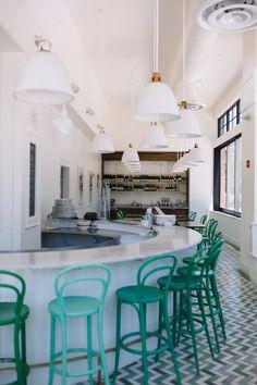 Restaurant Photography: gorgeous interior design