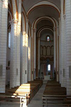 Stftskirche Saint Pierre in Chauvigny