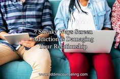 7 Sneaky Ways Screen Addiction is Damaging Your Relationship