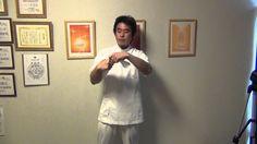腰痛改善させる「さらし骨盤矯正法」のさらしの洗い方