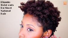 How To Achieve Beautiful Chunky #Twist-Outs?