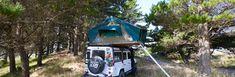 Gabby in New Zealand - Porangahau, North Island East Coast.  Surfing Trip.  Land Rover Defender 110 Expedition