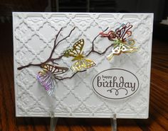 CAS233 Happy Birthday by jandjccc - Cards and Paper Crafts at Splitcoaststampers