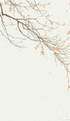 20 Best Ideas For Flowers Illustration Design Draw Tattoos Wallpaper Wa, Flower Wallpaper, Screen Wallpaper, Wallpaper Backgrounds, Iphone Wallpaper, Cherry Blossom Wallpaper Iphone, Nature Wallpaper, Cellphone Wallpapers, Amoled Wallpapers