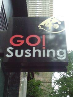 Go Sushing... Go!!!