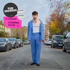 Evering Road is Tom Grennan's second album, following his 2018 Top 5 debut Lighting Matches Music X, New Music, Amy Winehouse, Cd Album, Debut Album, Tom Grennan, Amy Macdonald, Rock Music News, Chris Isaak