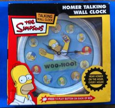 The Simpsons Homer Simpson Talking Remote Control